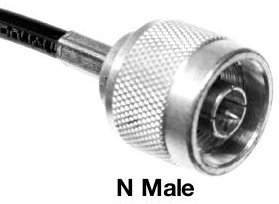 N Male Connector